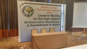 FAPA Leader's Meeting for the Fight Against Antimicrobial Resistance: A Commitment to Action