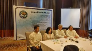 2015.09.12 FAPA Press Conference for Commitment to Support the Global Action Plan in the Fight against Antimicrobial Resistance The Crimson Hotel, Manila, Philippines