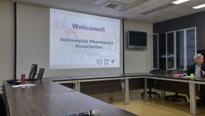 2016.02.18~21 IPA (Indonesia) Taiwan hospital fieldtrip by Taipei Veterans General Hospital, FAPA Foundation, and FAPA Hospital and Clinical Pharmacy Section Taipei, Taiwan